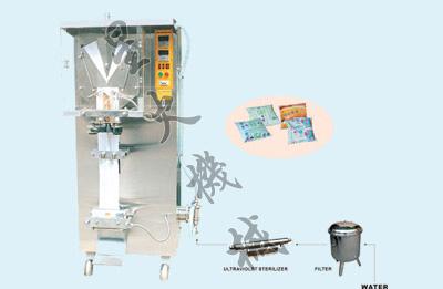 牛奶包装机-食品包装机